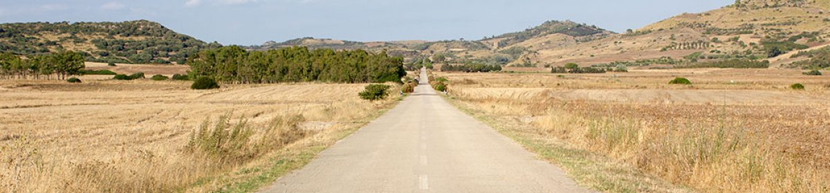 I could drive forever – extracts from a Sardinian holiday #1