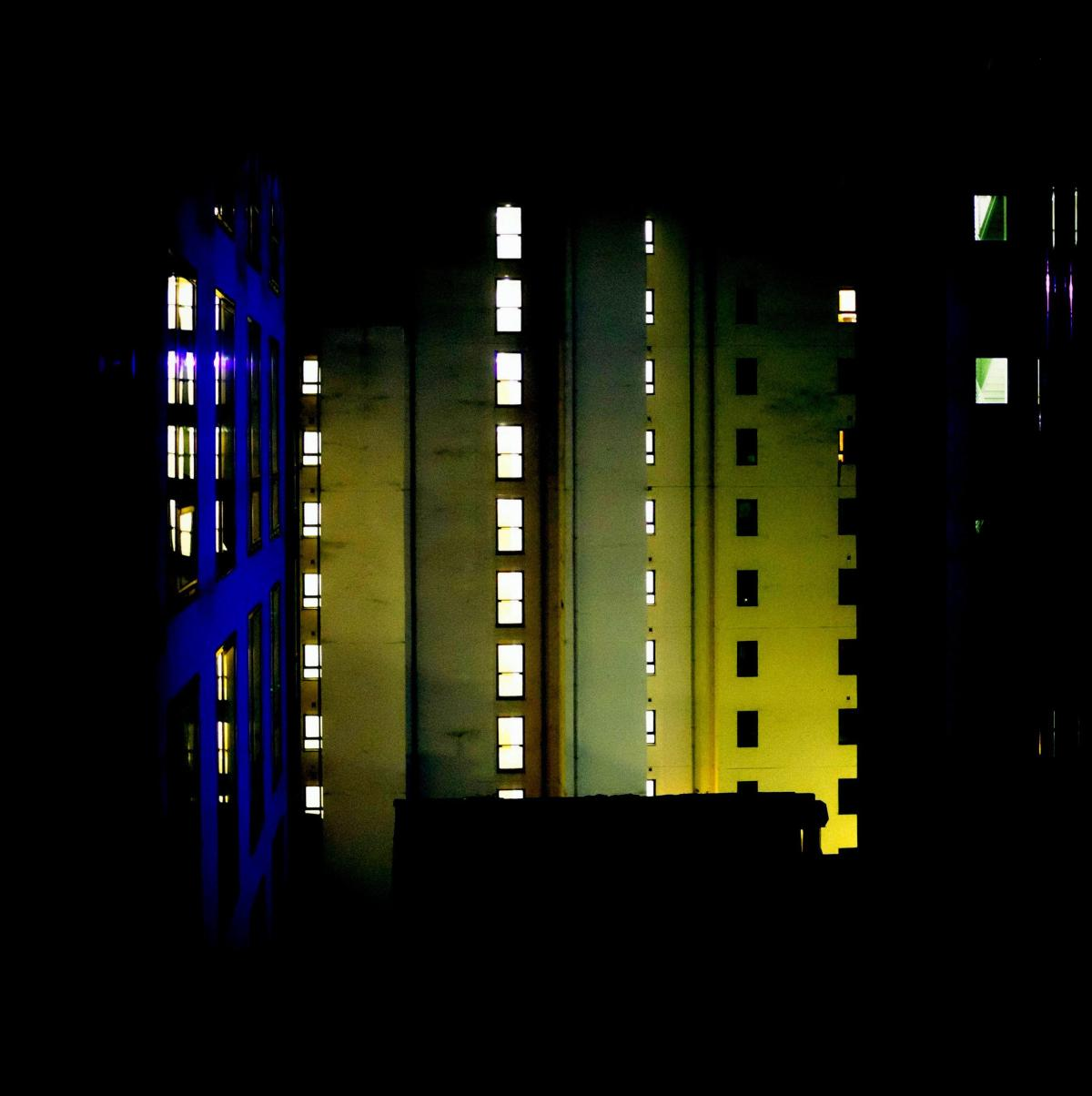 Tower block lights